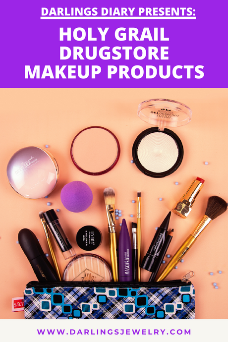 Holy Grail Drugstore Makeup Products That You NEED!
