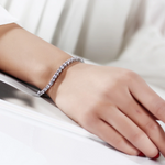 Iced Tennis Bracelet - Darlings Jewelry | Express Yourself Through Bling!