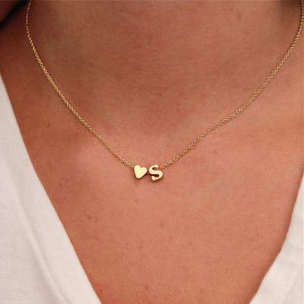 Love Letter Necklace - Darlings Jewelry | Express Yourself Through Bling!