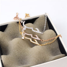 Load image into Gallery viewer, Arabian Love Bracelet - Iced - Darlings Jewelry | Express Yourself Through Bling!