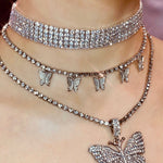 Be Iconic Choker - Darlings Jewelry | Express Yourself Through Bling!