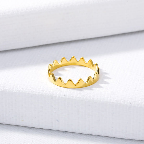 Crown Me Ring - Darlings Jewelry | Express Yourself Through Bling!