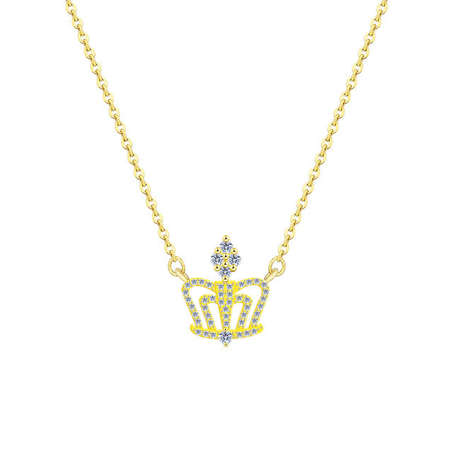 Queen Bee Crown Necklace - Darlings Jewelry | Express Yourself Through Bling!