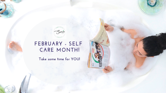 February - Self Care Month