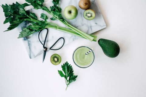 Green smoothie Matcha green tea