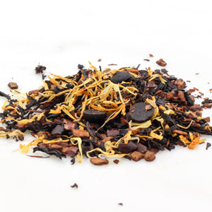tiramisu flavored loose leaf black tea