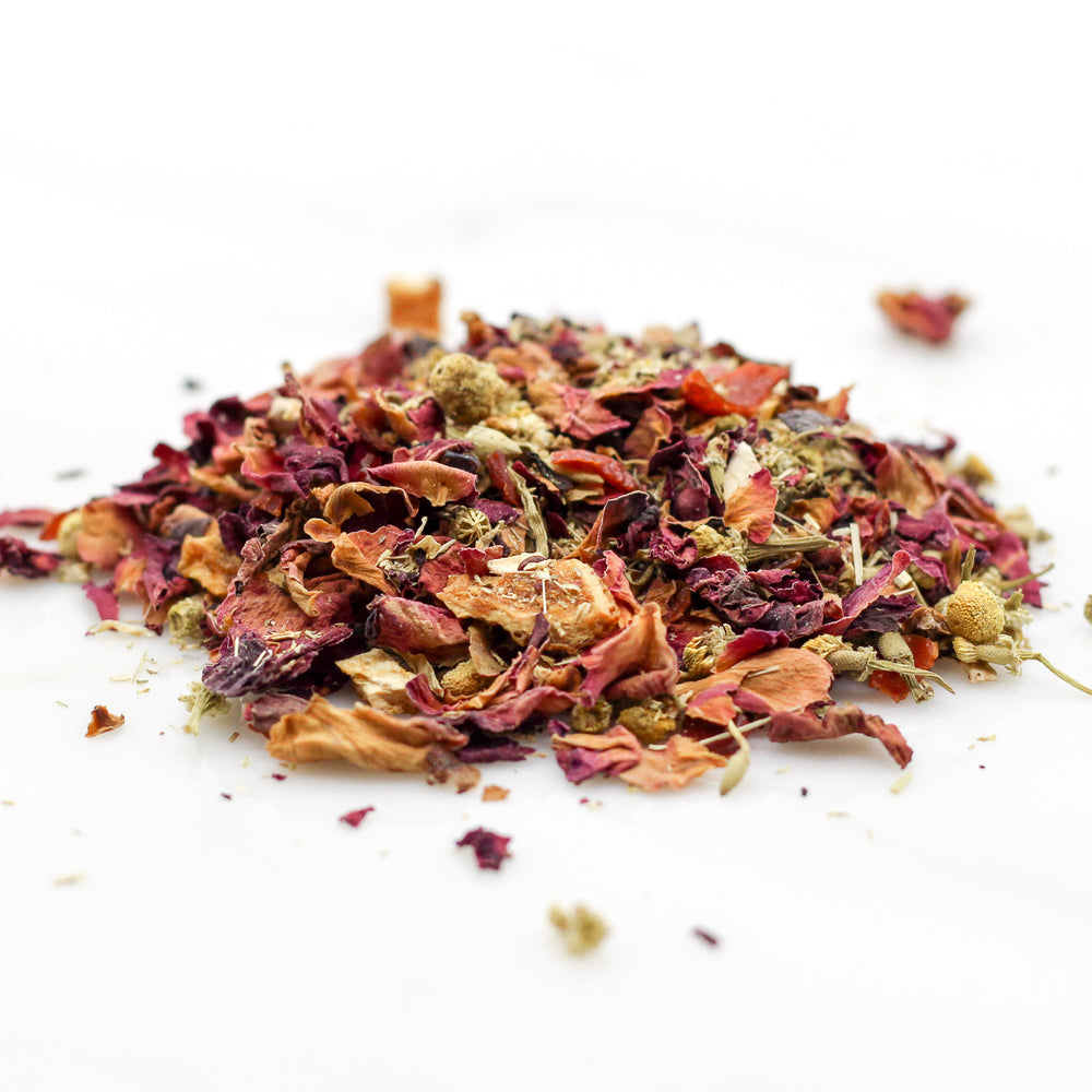 citrus chamomile loose leaf tea