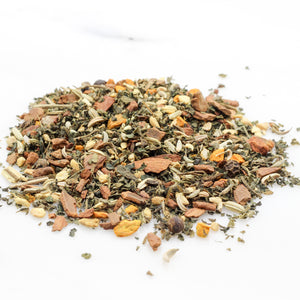 Organic Turmeric Ginger Loose leaf Tea