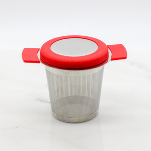 basket infuser for loose leaf tea