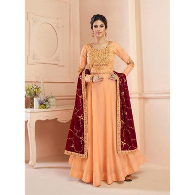 Siya Fashion Anarkali Suit Surat