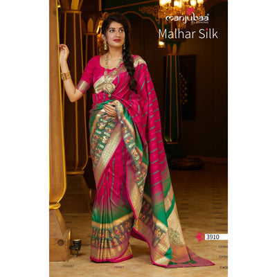 Siya Fashion Silk Saree Online Surat