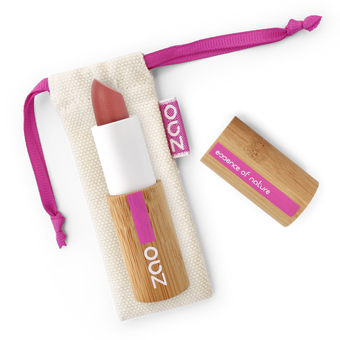ZAO LABIAL - Mate ROUGE ORANGE 464