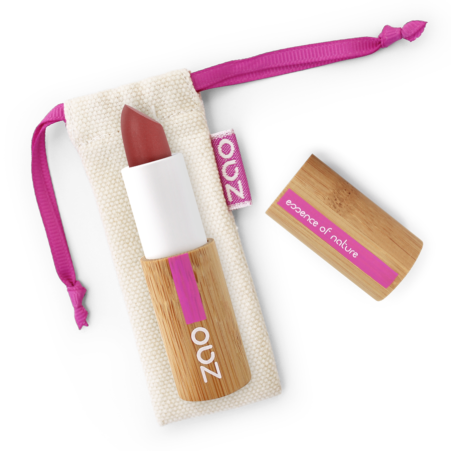 ZAO LABIAL - Mate ROUGE SOMBRE 465