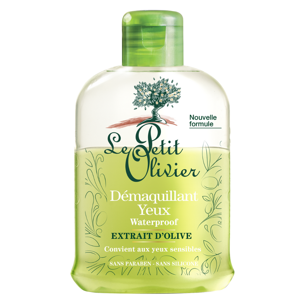 Desmaquillante Bifásico Waterproof - con extracto de oliva -125ml