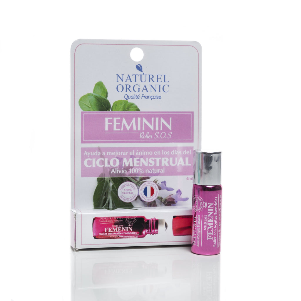 Roll On S.O.S. Feminin  -Alivio Femenino - 4ml