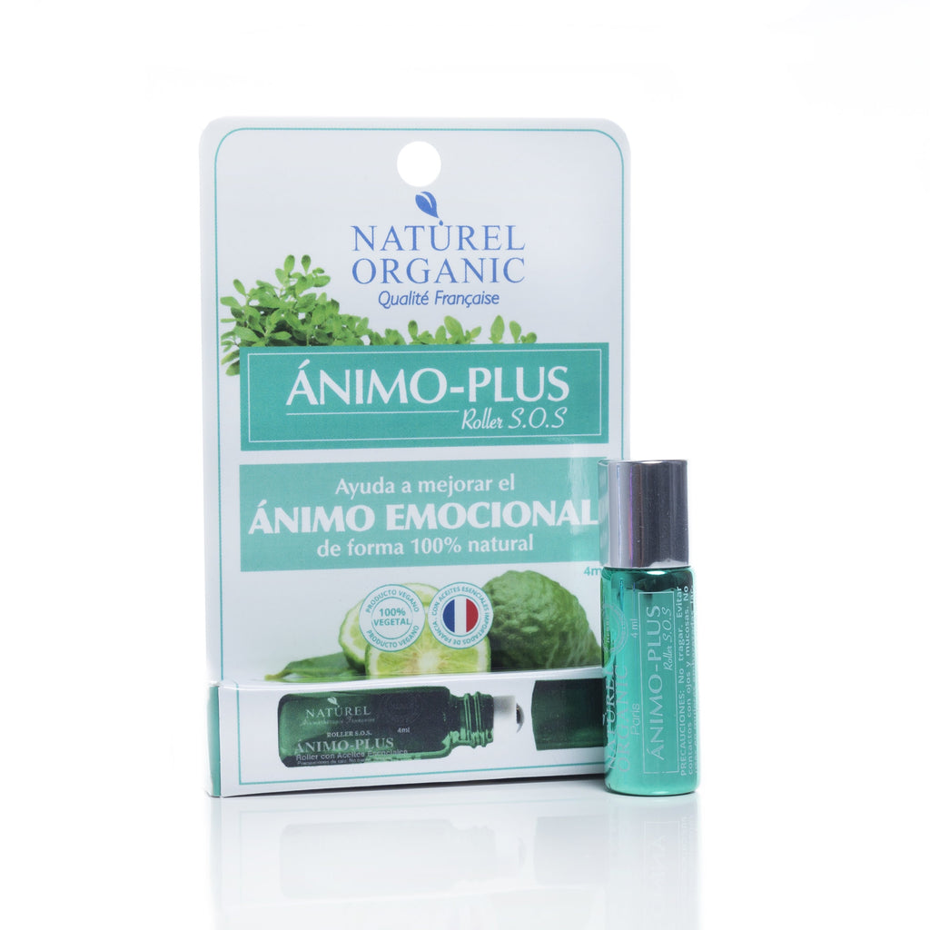 Roll On S.O.S. Animo Plus  - Levanta el Ánimo - 4ml