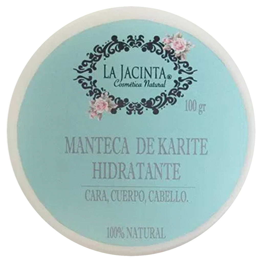 Manteca de Karite - 100% Natural -100gr