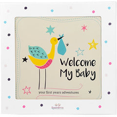 Baby Memory Book for Boy and Girl