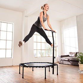 Indoor Fitness Trampolin
