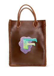 A4 Florist Shoulder Bag
