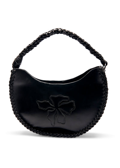 Half Moon Flower Bag