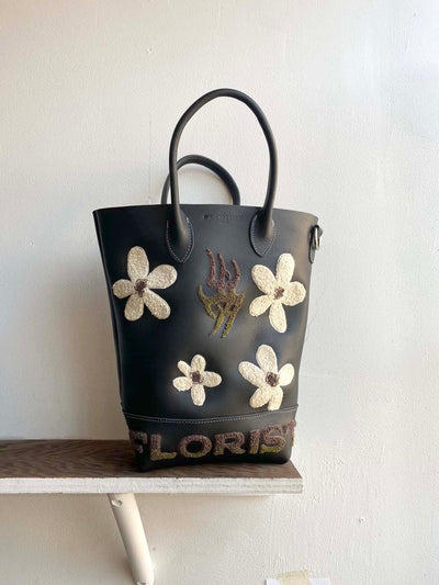 Florist Tribal Tote Bag