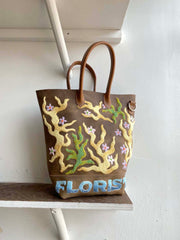 The Coral Tote Bag