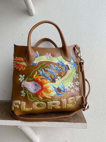 Dragon Handle Bag