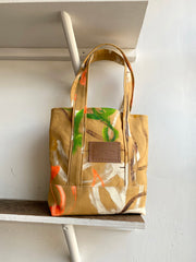 Canvas Garden Tote ~ Dirt