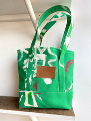 Canvas Garden Tote ~ Grass