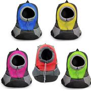 Backpack style pet carriers assorted colors
