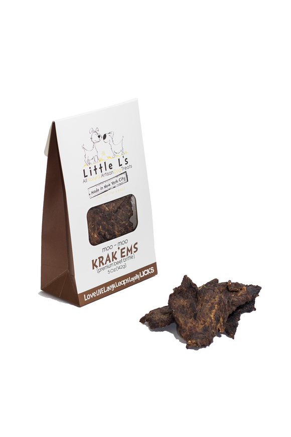 Little L's Beef Brittle (5 oz)