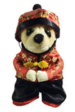 Pet dog Chinese New Year outfit