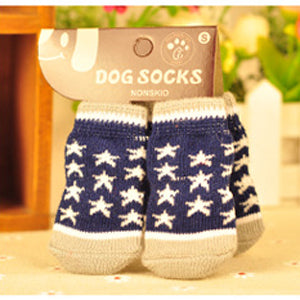 Puppy Socks with Anti Skid Bottoms