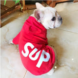 "Mommy and Me ""SuP"" Terry Cotton Hoodie (More Colors)"