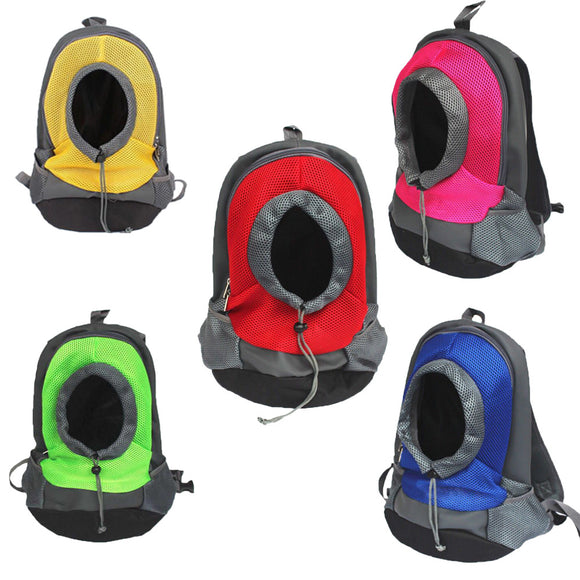 Backpack Style Pet Carrier