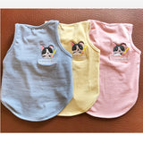 Mommy and Me Anime Dog Striped Tees (More Colors)