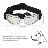 Rimless Doggie Sunglasses