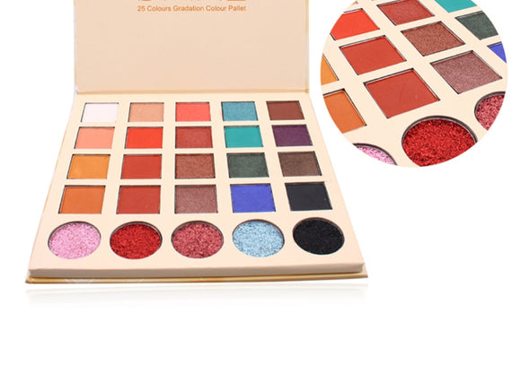 Color Chic Eyeshadow Palette