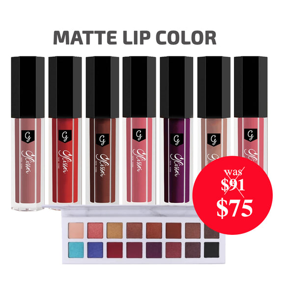 BUNDLE: MATTE LIP COLOR
