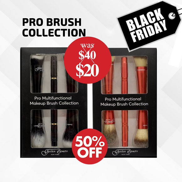 BUNDLE: PRO BRUSH COLLECTION