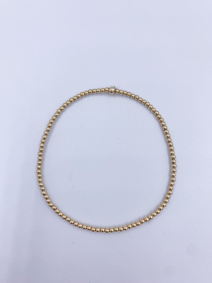 Gold Leave-On 2mm