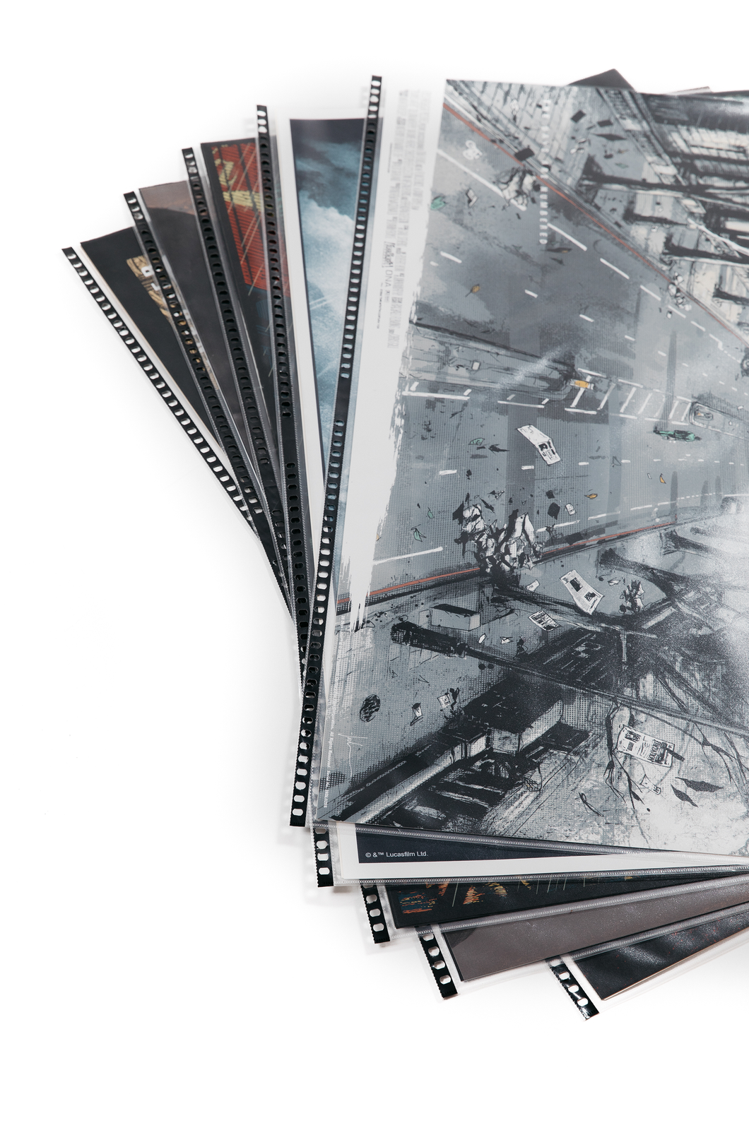 Archival & Acid-Free Portfolio Sleeve Refill Packs