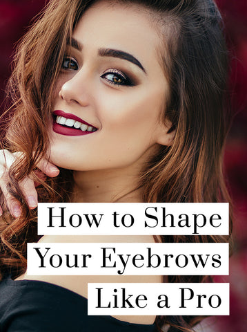 Professional brows you can DIY!