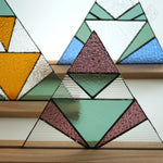 Piramide - Glas-In-Lood