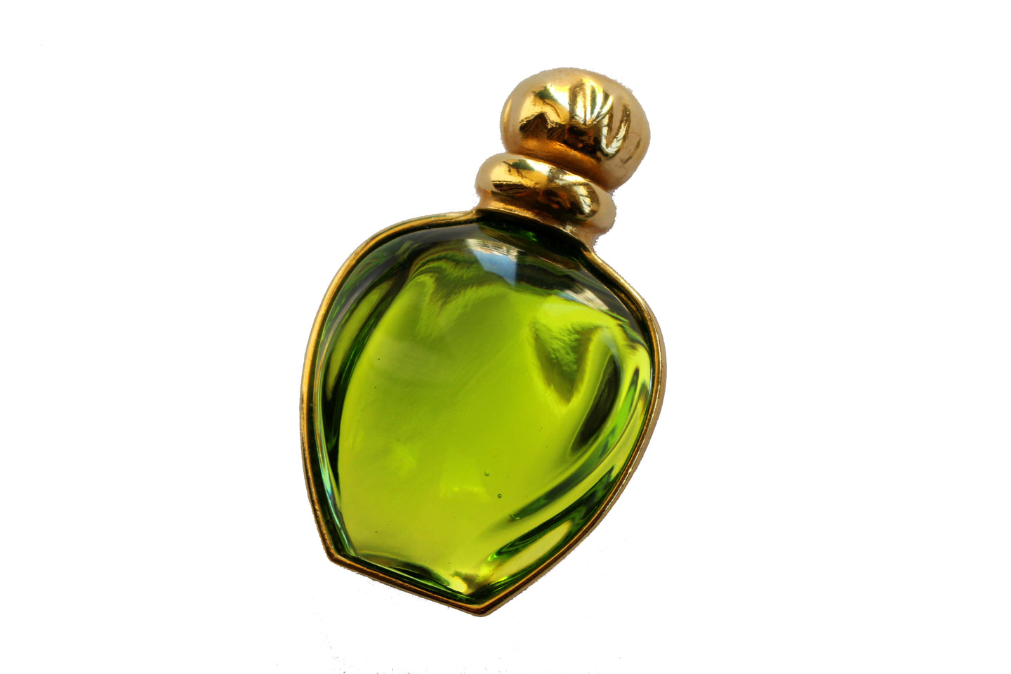 CHRISTIAN DIOR Poison brooch