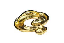 YVES SAINT LAURENT question mark ring scarf