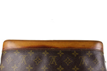 LOUIS VUITTON Alma monogram canvas bag