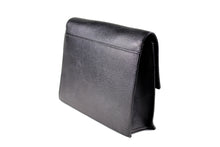 LOEWE man bag black leather optional handle