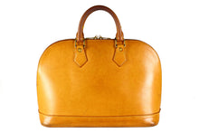 LOUIS VUITTON Alma limited edition vachetta leather